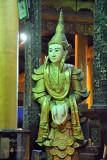 Nat - Burmese spirit, Shwedagon Paya