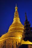 Main zedi, Shwedagon Paya