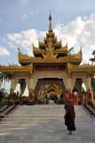 Gate to Ngahtatgyi Paya