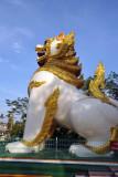 Chinthe at Ngahtatgyi Paya