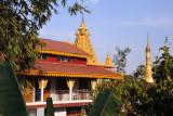 Monastery of Ngahtatgyi Paya, Yangon