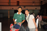 Air Bagain baggage handler at RGN