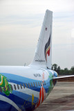 Bangkok A320 Samui (HS-PGW) at RGN