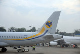 Myanmar Airways International A320 (XY-AGG)