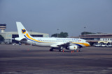 Myanmar Airways International A320 (XY-AGI) at RGN