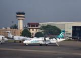Air Bagan ATR72 (XY-AIK)