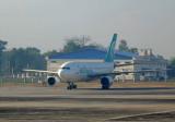 Air Bagan A310 at RGN