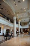 Lobby of the Park Royal Hotel