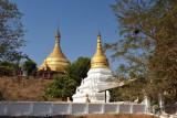 A large stupa south of Tada-U (N21 47.15/E095 58.71)