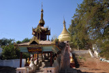 These are impressive if you haven't been to Bagan, an advantage of coming to Mandalay first