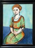 Olga Merson, 1911, Henri Matisse (1869-1954)