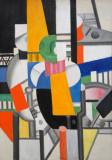 Man with a Cane, 1920, Fernand Léger (1881-1955)