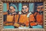 The Three Judges, 1925, Georges Rouault (1871-1958)