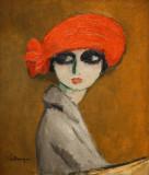 The Corn Poppy, ca 1919, Kees van Dongen (1877-1968)