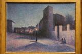 Rue Ravignan, Paris, 1893, Maximilien Luce (1858-1941)