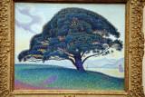The Bonaventure Pine, 1893, Paul Signac (1863-1935)