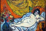 Reclining Nude, 1905, Maurice de Vlaminck (1876-1958)
