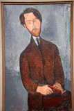 Léopold Zborowski, ca 1916, Amedeo Modigliani (1884-1920)