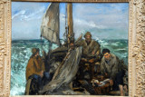 The Toilers of the Sea, 1873, Edouard Manet (1832-1883)
