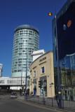 The Rotunda and the Bullring Shopping Centre