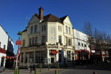 The Old Fox Theatre Bar, Birmingham