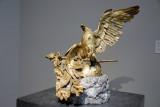 The Expiring Eagle of Waterloo, ca 1902, Jean-Léon Gérome (1824-1904)