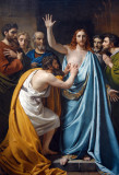 The Incredulity of St. Thomas, ca 1823, François-Joseph Navez (1787-1869)
