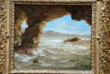 Shipwreck on the Coast, 1862, Eugène Delacroix (1798-1863)