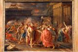 Marius Returning to Rome, 1789, Baron Gérard (1770-1837)