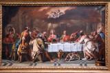 Last Supper, Sebastiano Ricci (1659-1734)