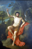 St. John the Baptist Preaching in the Wilderness ca 1761, Anton Raphael Mengs (1728-1779)