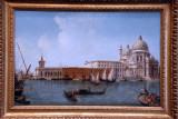 View of the Gogana and S. Maria della Salute, Venice ca 1740, Michele Marieschi (1710-1743)