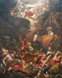 Annunciation to the Shepherds, 1606, Joachim Wtewael (1566-1638)
