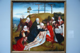 Lamentation ca 1520 attributed to Quentin Massys (1466-1530)