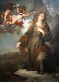 St. Rosalie in Glory, 1624, Anthony van Dyck (1599-1641)