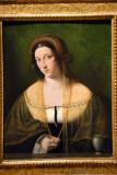 Portrait of a Woman, ca 1520s, Bartolomeo Veneto (ca 1480-1531)