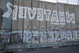 West Bank Separation Wall graffiti, Bethlehem