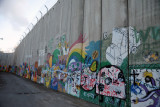 West Bank Separation Wall graffiti - near the Bethlehem Checkpoint