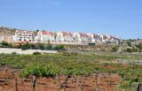 Israeli settlement at Ramat Mamra Giv'at Harsina (junction with rte 3507)