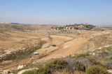 The Israeli West Bank settlement of Shim'a, around 18km south of Hebron