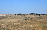 The Israeli West Bank settlement of Tene, a short distance from the Israeli border, 20 km NE of Be'er Sheva