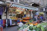 Produce shop, Nablus Road, East Jerusalem
