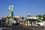 East Jerusalem gas station, Nablus Road at Umar Ibn el-As Street