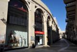 Mamilla Mall, Jerusalem's pedestrian Rodeo Drive