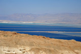 Mineral evaporation ponds, Southern Dead Sea