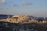 Har Homa (הר חומה, Wall Mountain) seen from Bethlehem
