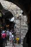 David Street in the Christian Quarter, Jerusalem