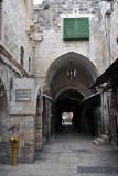 Bab al-Silsila Street, Muslim Quarter