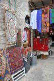 Touristy shops along Bab al-Silsila Street, Jerusalem