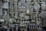 Shop on Bab al-Silsila Street in the Muslim Quarter of the Old City of Jerusalem